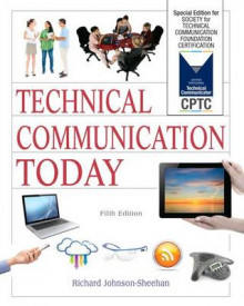Technical Communication Today av Richard Johnson-Sheehan (Perm)