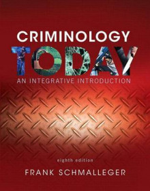 Revel for Criminology Today av Frank J Schmalleger (Blandet mediaprodukt)
