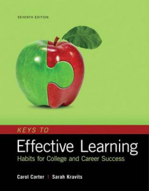 Keys to Effective Learning av Carol J Carter og Sarah Lyman Kravits (Blandet mediaprodukt)