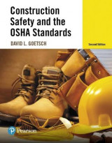 Omslag - Construction Safety and the OSHA Standards