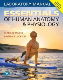 Essentials of Human Anatomy & Physiology Laboratory Manual av Elaine N. Marieb og Pamela B. Jackson (Spiral)