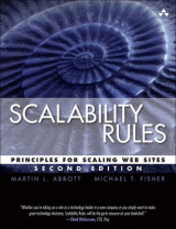 Omslag - Scalability Rules