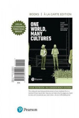 Omslag - One World, Many Cultures, Books a la Carte
