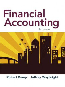 Financial Accounting Plus Myaccountinglab with Pearson Etext -- Access Card Package av Robert Kemp og Jeffrey Waybright (Blandet mediaprodukt)