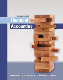 Financial Accounting Plus Myaccountinglab with Pearson Etext -- Access Card Package av Walter T Harrison, Charles T Horngren, C William Thomas og Wendy M Tietz (Blandet mediaprodukt)