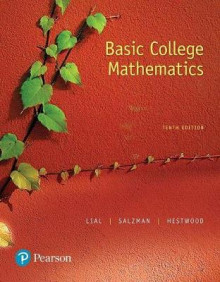 Basic College Mathematics Plus Pearson Mylabs Math with Pearson Etext -- Access Card Package av Margaret L Lial, Stanley A Salzman og Diana L Hestwood (Blandet mediaprodukt)