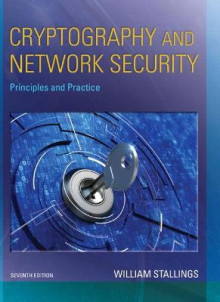Cryptography and Network Security av William Stallings (Heftet)