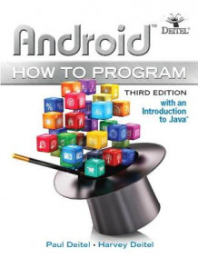 Android How to Program av Paul Deitel og Harvey Deitel (Heftet)