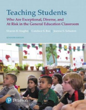Teaching Students Who Are Exceptional, Diverse, and at Risk in the General Education Classroom, Plus Mylab Education with Enhanced Pearson Etext, Loose-Leaf Version -- Access Card Package av Candace S Bos, Jeanne Shay Schumm og Sharon R Vaughn (Blandet mediaprodukt)