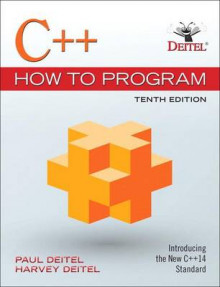 C++ How to Program (Early Objects Version), Student Value Edition av Paul Deitel og Harvey Deitel (Perm)
