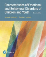 Omslag - Characteristics of Emotional and Behavioral Disorders of Children and Youth