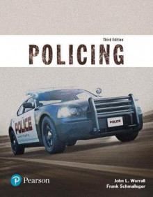 Policing (Justice Series), Student Value Edition av John L Worrall (Perm)