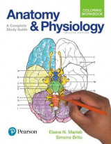 Omslag - Anatomy and Physiology Coloring Workbook
