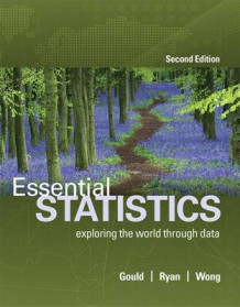 Essential Statistics Plus Mystatlab with Pearson Etext -- Access Card Package av Rob Gould, Colleen N Ryan og Rebecca Wong (Blandet mediaprodukt)