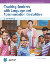 Omslag - Teaching Students with Language and Communication Disabilities