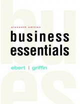 Omslag - Business Essentials Plus Mybizlab with Pearson Etext -- Access Card Package