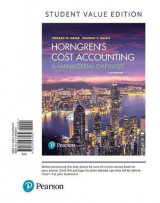 Omslag - Horngren's Cost Accounting, Student Value Edition