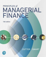Omslag - Principles of Managerial Finance