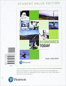 Economics Today, Student Value Edition av Roger LeRoy Miller (Perm)