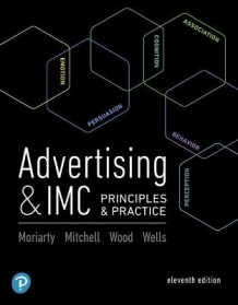 Advertising & IMC av Sandra Moriarty, Nancy Mitchell, Charles Wood og William Wells (Innbundet)
