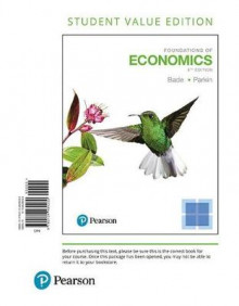 Foundations of Economics, Student Value Edition av Robin Bade og Michael Parkin (Perm)