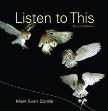 Listen to This Plus New Mylab Music - Access Card Package av Mark Evan Bonds (Blandet mediaprodukt)