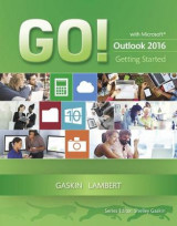 Omslag - Go! With Microsoft Outlook 2016 Getting Started