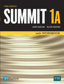 A Summit Level 1 Student Book/Workbook Split av Allen Ascher (Heftet)