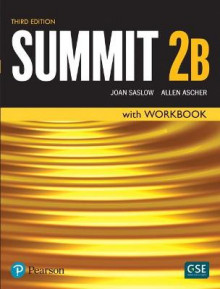 Summit Level 2 Student Book/Workbook Split B av Allen Ascher (Heftet)