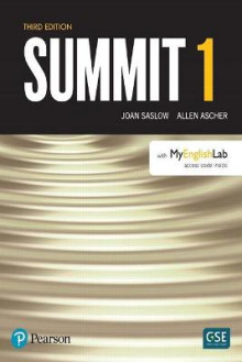 Summit Level 1 with MyEnglishLab av Joan Saslow og Allen Ascher (Heftet)