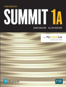 Summit Level 1 Student Book Split A w/ MyEnglishLab av Allen Ascher (Heftet)
