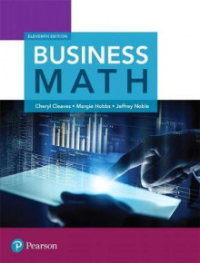 Business Math Plus Mymathlab -- Access Card Package av Cheryl Cleaves, Margie Hobbs og Jeffrey Noble (Blandet mediaprodukt)