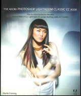 Omslag - The Adobe Photoshop Lightroom Classic CC Book