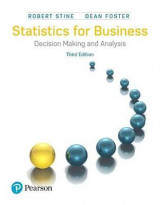 Omslag - Statistics for Business