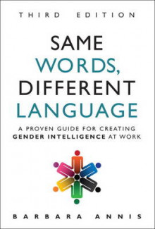 Same Words, Different Language av Barbara Annis (Innbundet)