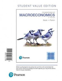 Foundations of Macroeconomics, Student Value Edition av Robin Bade og Michael Parkin (Perm)