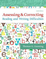 Omslag - Assessing and Correcting Reading and Writing Difficulties