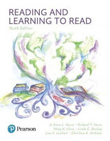 Omslag - Reading & Learning to Read, with Revel -- Access Card Package