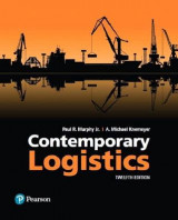 Omslag - Contemporary Logistics
