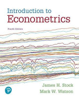Omslag - Introduction to Econometrics, Student Value Edition