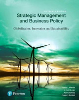 Omslag - Strategic Management and Business Policy