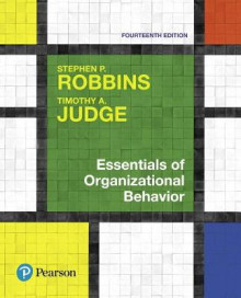 Essentials of Organizational Behavior av Stephen P. Robbins og Timothy A. Judge (Heftet)