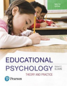 Educational Psychology av Dr Robert E Slavin (Blandet mediaprodukt)