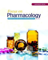 Omslag - Focus on Pharmacology