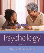 Psychology Plus New Mylab Psychology with Pearson Etext -- Access Card Package av Carol Tavris og Carole Wade (Blandet mediaprodukt)