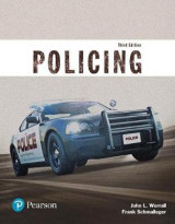 Omslag - Policing (Justice Series), Student Value Edition Plus Revel -- Access Card Package