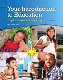 Your Introduction to Education av Sara D Powell (Blandet mediaprodukt)