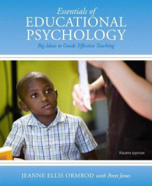 Essentials of Educational Psychology av Jeanne Ellis Ormrod (Blandet mediaprodukt)