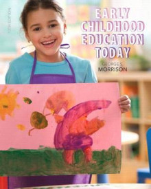 Early Childhood Education Today with Enhanced Pearson Etext with Video Analysis Tool -- Access Card Package av George S Morrison (Blandet mediaprodukt)
