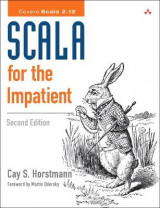 Omslag - Scala for the Impatient